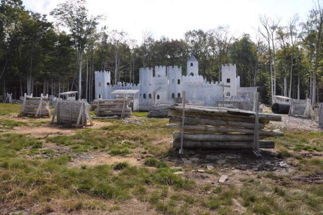 Skirmish USA Castle