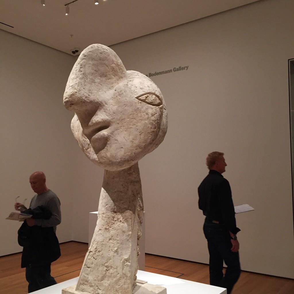 MoMA Exhibit - photo by Felix Ingla