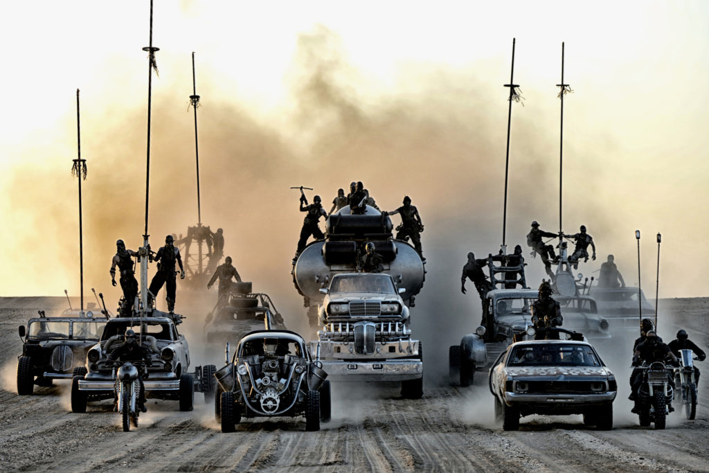 Scene from Mad Max