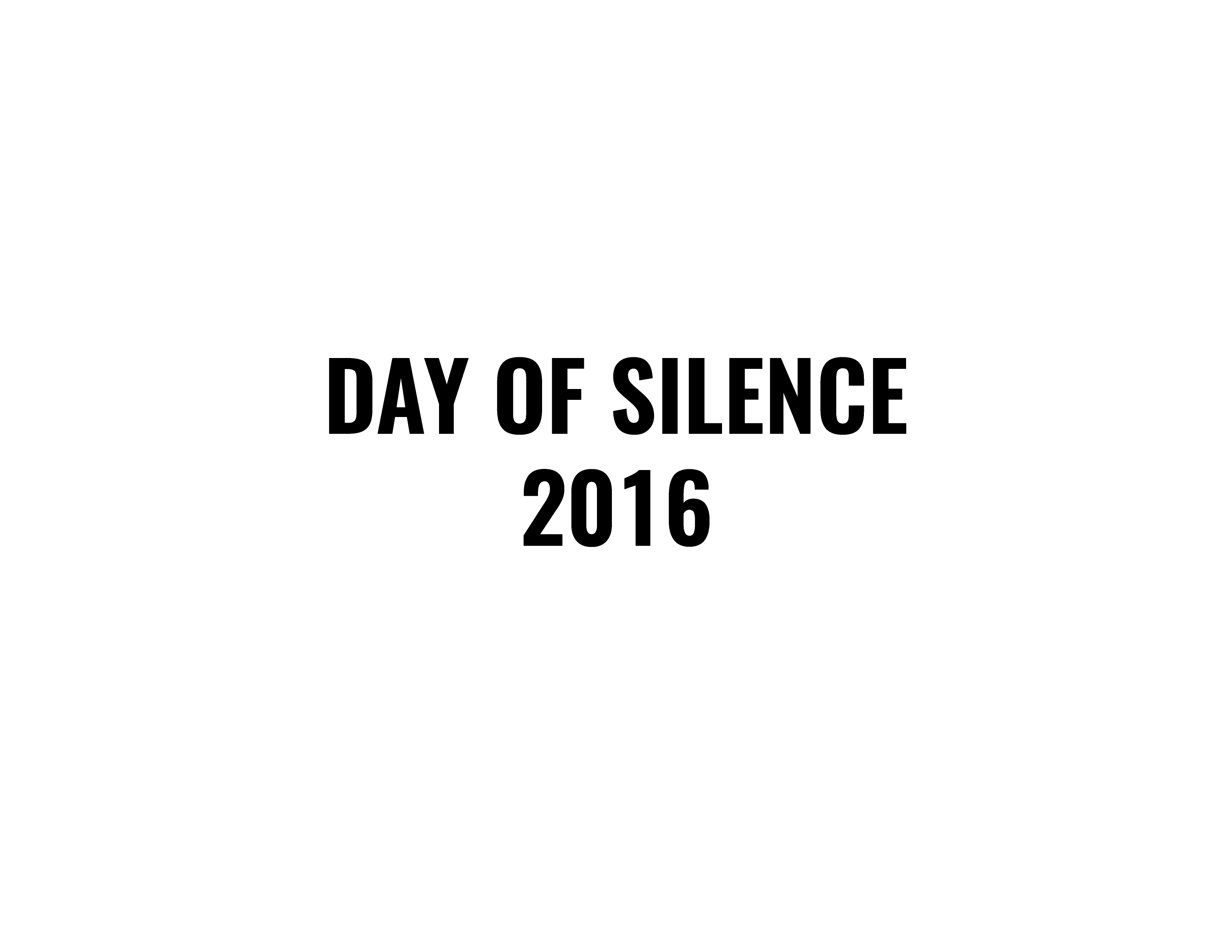 day of silence-01