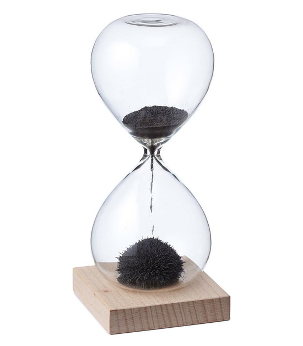 Hourglass magic.